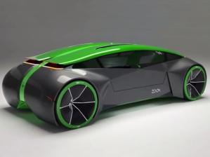 Zoox Car